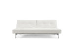 SPLITBACK-SOFA-STAINLESS-558-LEATHER-LOOK-WHITE-1